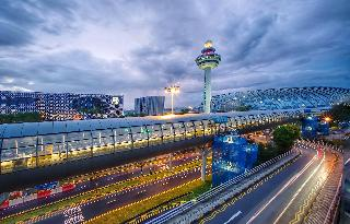 Crowne Plaza Changi Airport - Generell
