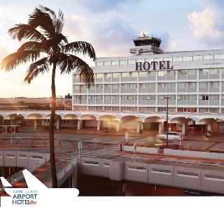 San Juan Airport Hotel, Luis Munoz Marin Airport…