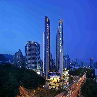 The Pavilion Hotel, 4002 North Huaqiang Road,