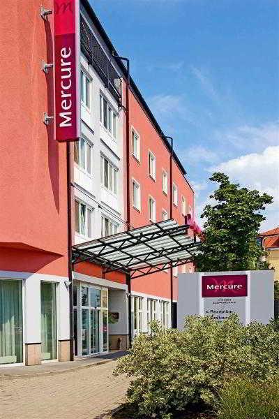 Mercure Hotel Dresden Elbpromenade