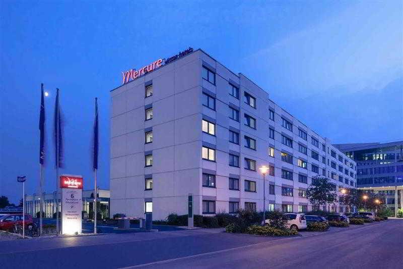 Mercure Hotel Eschborn Ost Helfmann Park