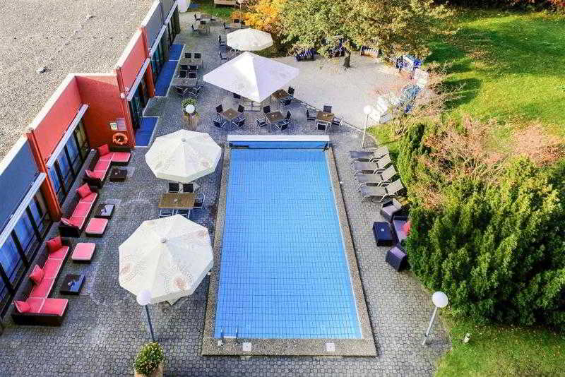 City Break Fuerther Mercure Nue West