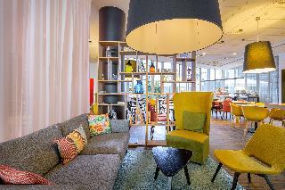 Holiday Inn Express Mechelen City Centre - Diele
