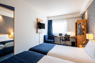 Holiday Inn Express Mechelen City Centre - Zimmer