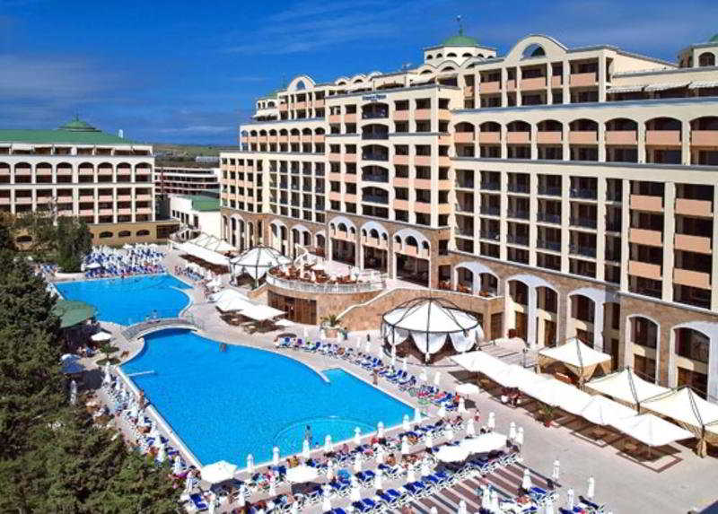 Sol Nessebar Palace All Inclusive - Generell