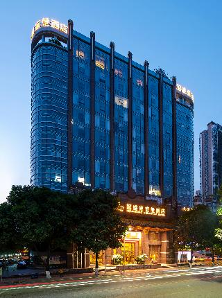KingStyle GuanSheng…, 11 Tianfu Road, Tianhe District,