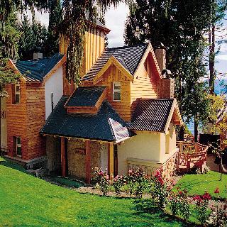 Villa Huinid Lodge - Diele