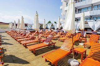 Kuban Resort and Aquapark - Terrasse