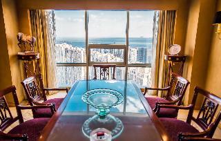 Crowne Plaza Qingdao - Generell