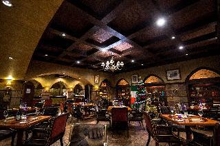 Crowne Plaza Qingdao - Restaurant
