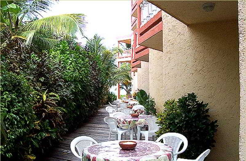 Banana Beach Resort - Terrasse