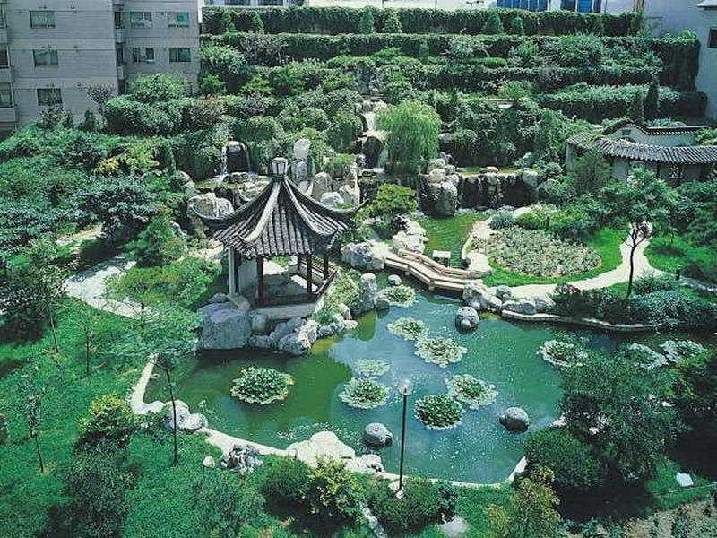 Hotel New Otani Chang…, 26 Jianguomen Wai Street,…