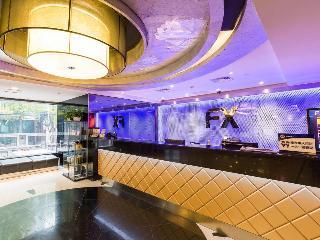 FX hotel Yansha Beijing - Diele