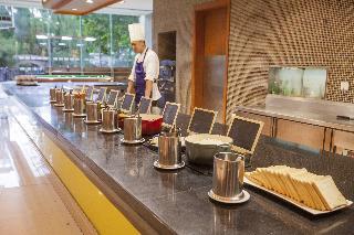 Holiday Inn Express Minzuyuan - Restaurant