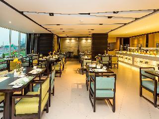 Flora Creek Deluxe Hotel Apartments - Restaurant