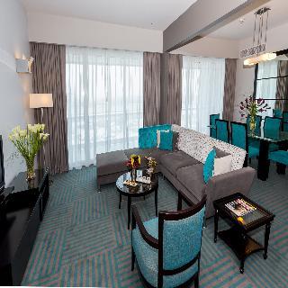 Flora Creek Deluxe Hotel Apartments - Zimmer