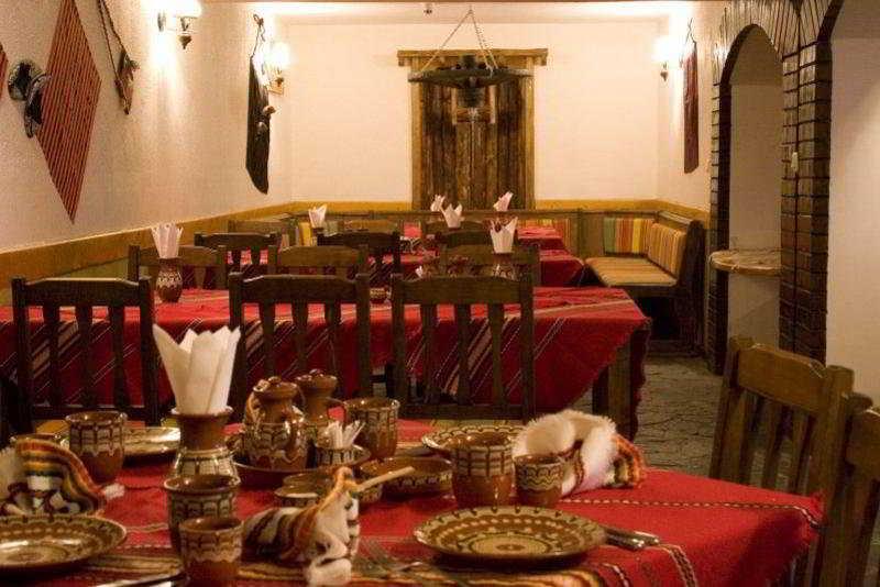 Snezhanka - Restaurant