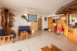 Le Relax Hotel & Restaurant - Diele
