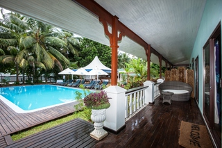 Le Relax Beach Resort, Grand Anse Praslin,