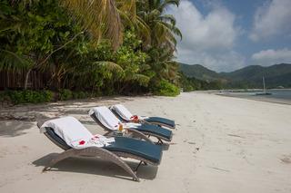 Le Relax Beach Resort - Strand