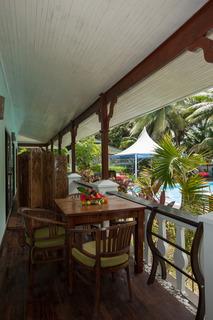 Le Relax Beach Resort - Terrasse