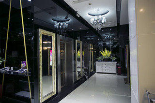 FX Hotel Xujiahui - Diele