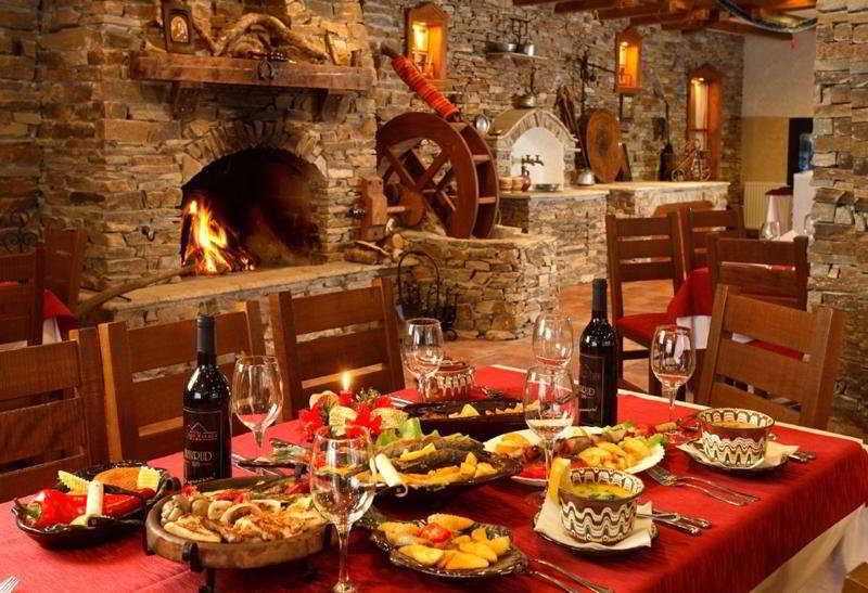 Perelik Palace - Restaurant