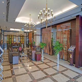 Book Al Barsha Hotel Apartments Dubai - image 0