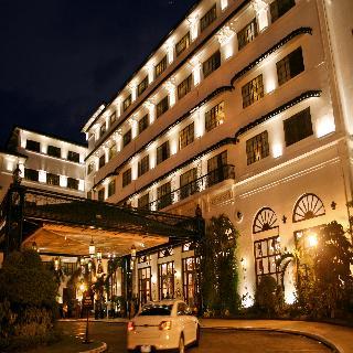 Manila Hotel, One Rizal Park Roxas Boulevard,n/a