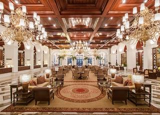 Manila Hotel - Diele