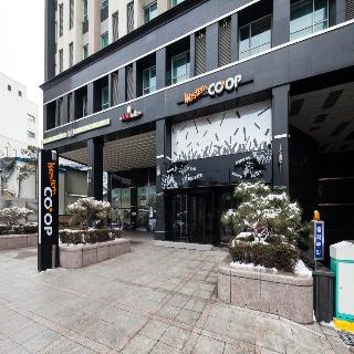 Western Co-op Hotel…, 77-2 Uljiro-5ga, Jung-gu,