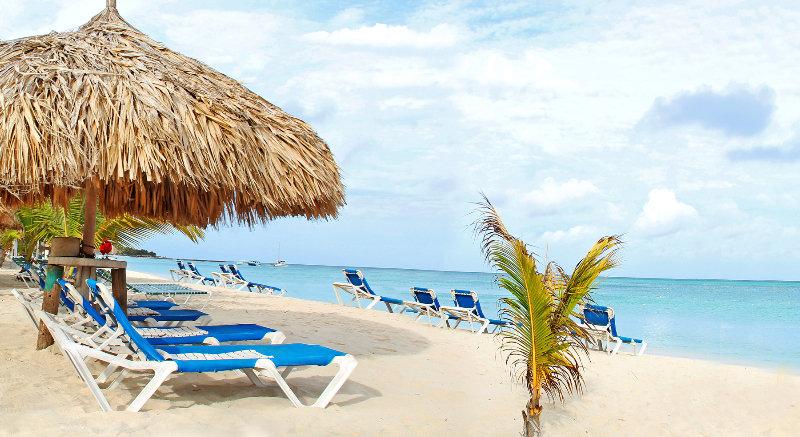 Brickell Bay Beach Club & Spa - Boutique hotel - Strand
