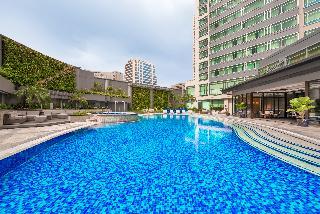 Ascott Makati - Pool