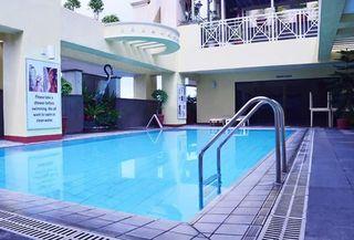 BSA Mansion - Pool