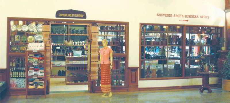 The Goldiana Angkor - Sport
