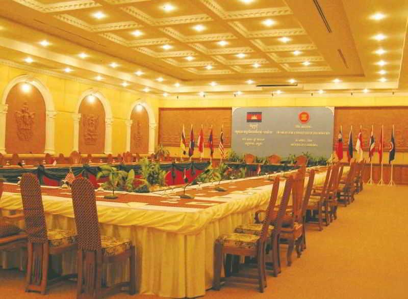 The Goldiana Angkor - Konferenz