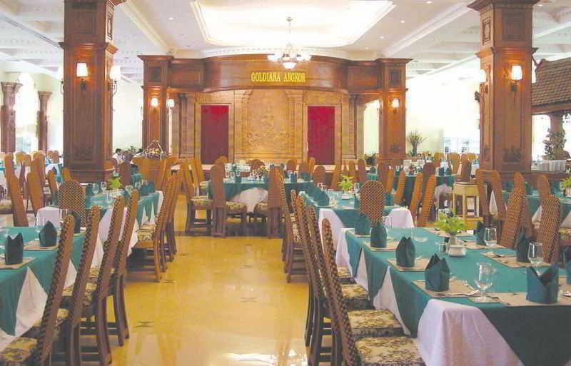 The Goldiana Angkor - Restaurant