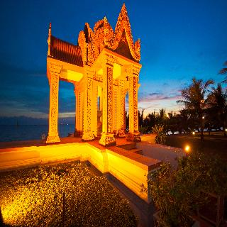 Sokha Beach Resort - Terrasse