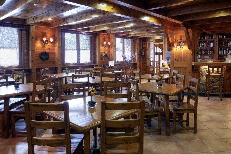 Xalet Montana - Restaurant