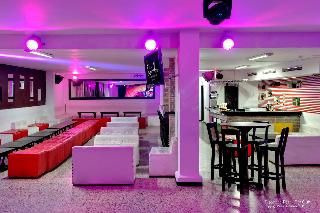 Cartagena Plaza - Bar