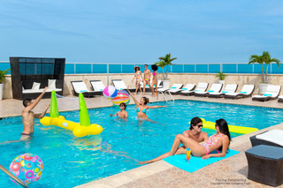 Cartagena Plaza - Pool