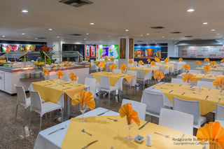 Cartagena Plaza - Restaurant