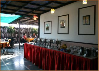 Grand Peepal - Restaurant