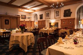 Central Swiss Quality Sporthotel - Restaurant