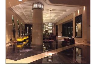 Raffles Dubai - Diele