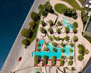 Intercontinental Dubai Festival City - Pool