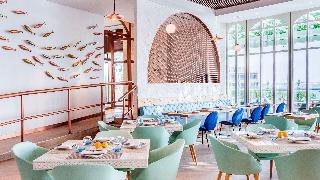 Intercontinental Dubai Festival City - Restaurant