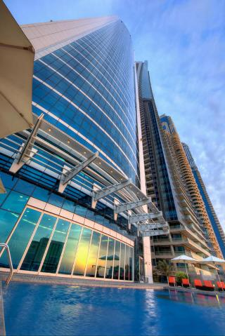Tamani Marina Hotel and Hotel Apartment - Generell