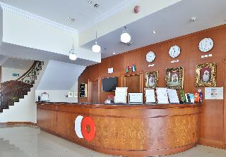 Moon Valley Hotel Apartment - Diele