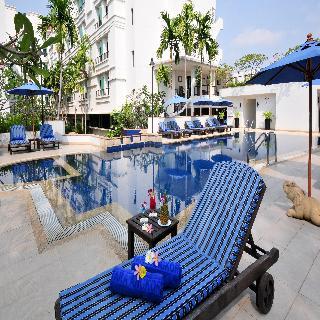 Tara Angkor - Pool
